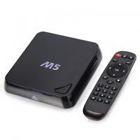 Enybox M5 (Amlogic S805, 1GB/8GB, LAN, Android 4.4) TV BOX