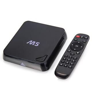 Enybox M5 (Amlogic S805, 1GB/8GB, LAN, Android 4.4) TV BOX. Фото.