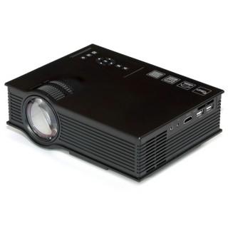 Проектор UNIC UC40+ (800 x 480, 800 лм). Фото.
