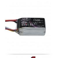 Аккумулятор HRB (4S, 1500 мАч, 25C)