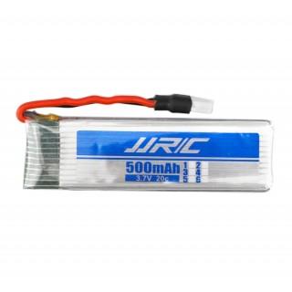 Аккумулятор JJRC H37 (1S, 500 мАч, 20C). Фото.