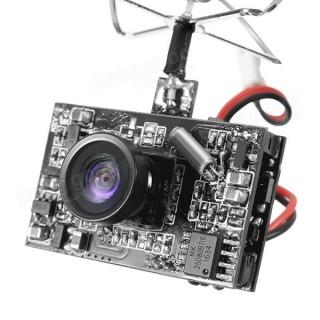 FPV камера Eachine DVR03 (25 мВт / 50 мВт / 200 мВт, 72 канала, DVR). Фото.