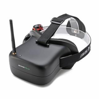 """FPV шлем Eachine VR-007 (4.3"""", 480x272, 40 каналов). Фото."""