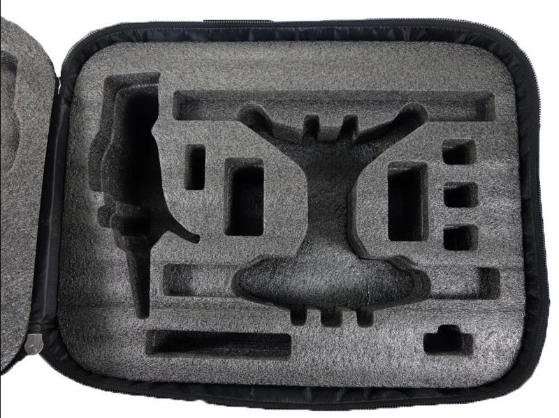 Рюкзак подойдёт для квадрокоптеров 250 размера