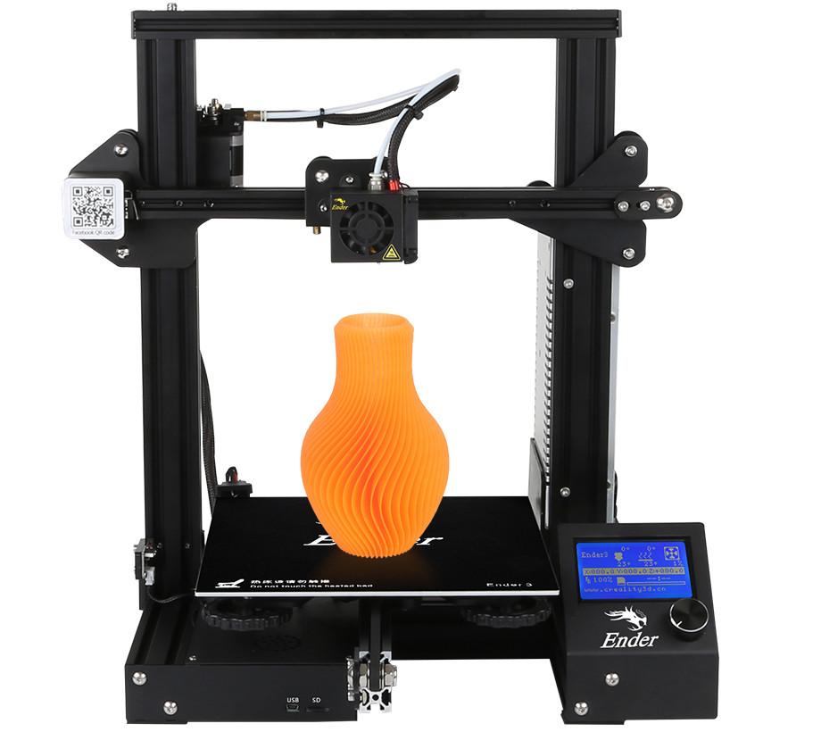 3D-принтер Creality Ender-3 в Украине