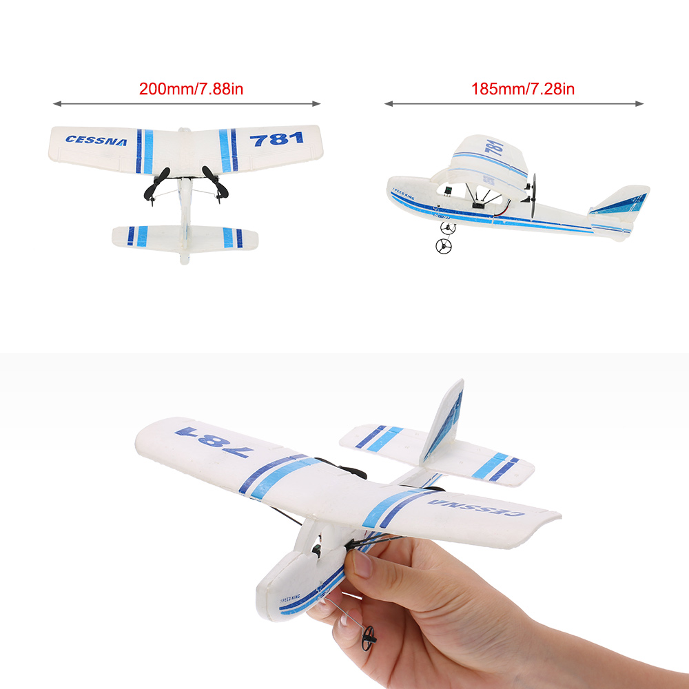 VolantexRC Cessna TW-781